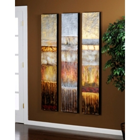 Abstract Canvas Painting, Set of 3