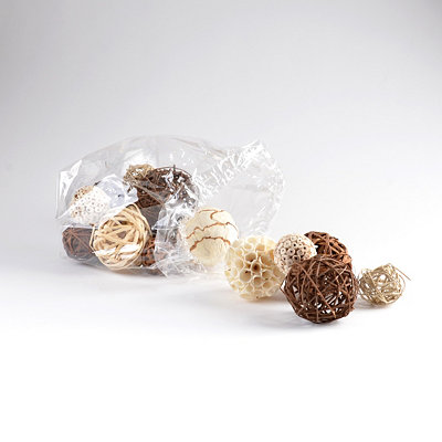 Natural Dried Orb Set