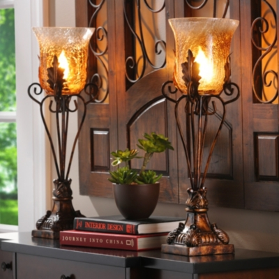 Peabody Uplight, Set of 2