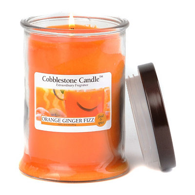 Orange Ginger Jar Candle