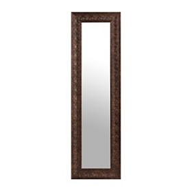 Tortoise Scroll Mirror, 10x32
