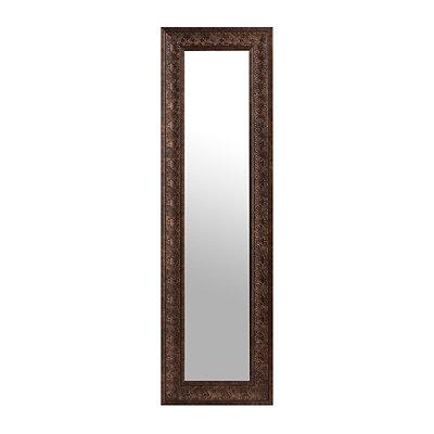 Tortoise Scroll Mirror, 10x32