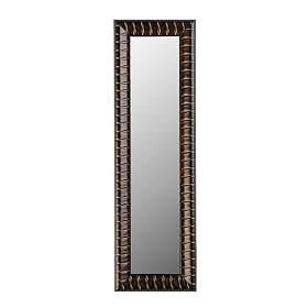 Distressed Bronze Mirror, 10x32