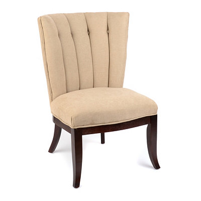 Bethany Beige Accent Chair