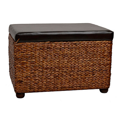 Natural Seagrass Trunk, 27 in.