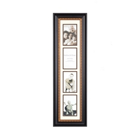 Cream Espresso Collage Photo Frame