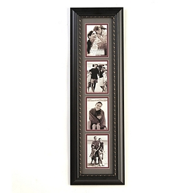 Black & Red Collage Photo Frame