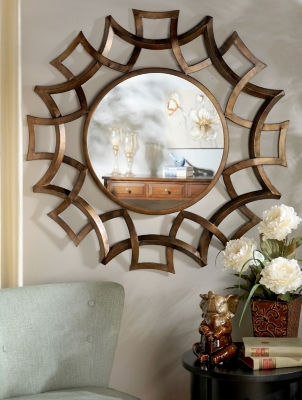 Minogue Wall Mirror
