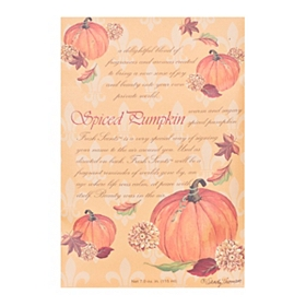 Spiced Pumpkin Sachet