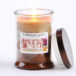 Cinnamon Coffee Cake Jar Candle