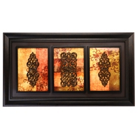 Spiced Up Trio Shadowbox