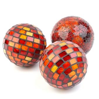 decorative orbs sets at kirklands - Decorative Orbs