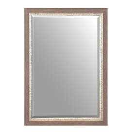 Driftwood Framed Mirror, 30x42 in.