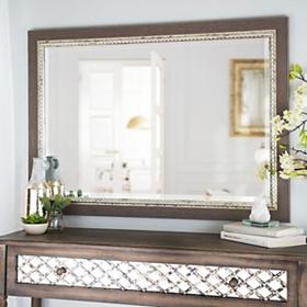 Driftwood Framed Mirror, 30x42 in.