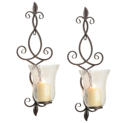 Old World Sconce, Set of 2