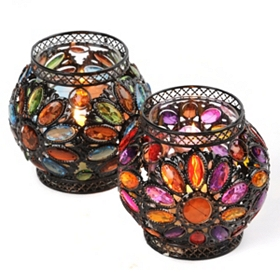 Jeweled Lanterns
