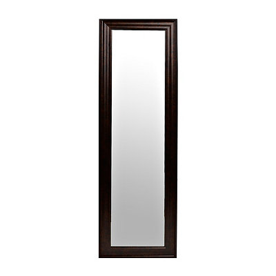 Bronze Full Length Mirror, 18x54