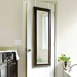 Bronze Full Length Mirror, 18x54 in.