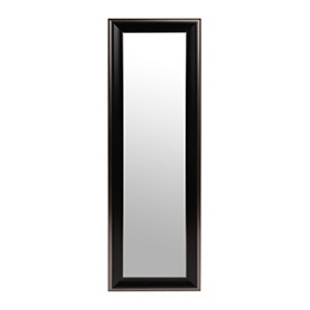 Black Full Length Mirror, 18x53