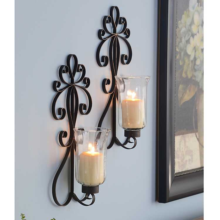 Brantley Sconce Set Of 2 Kirklands