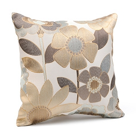 Tan Acadia Pillow