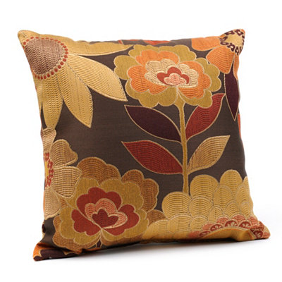 Brown Acadia Pillow