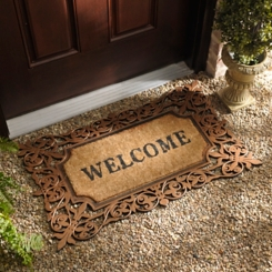 Coir Welcome Doormat