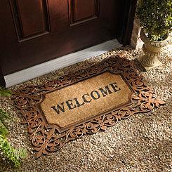 Coir Welcome Doormat