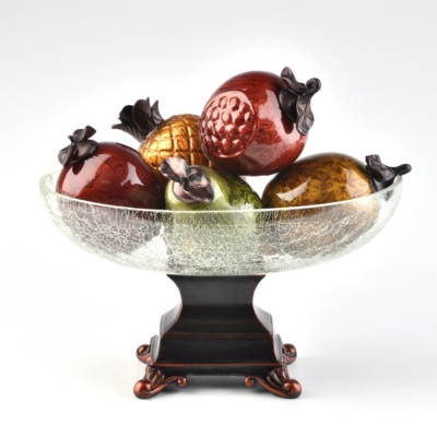 Fruit Glass Bowl Set