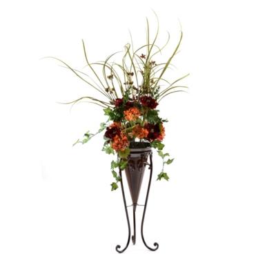 Peony & Hydrangea Arrangement