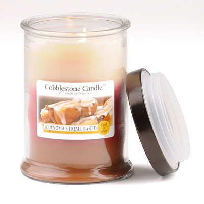 Grandma's Home Baked Jar Candle