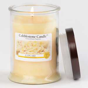 Cupcake Jar Candle