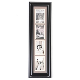 Black & Cream Collage Photo Frame