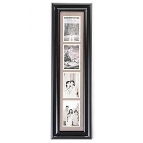 Black & Cream Collage Photo Frame