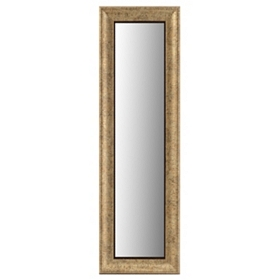 Antique Silver Mirror, 6x28