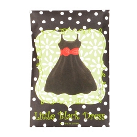 Little Black Dress Sachet
