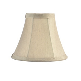 Beige Chandelier Shade