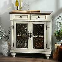 Ivory Wood Brixworth Cabinet