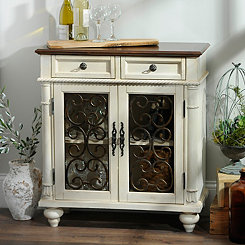 Ivory Wood Brixworth Cabinet