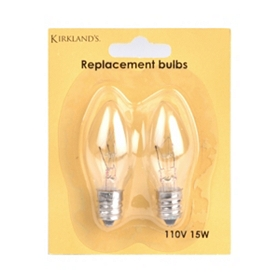 15watt Bulb, Set of 2