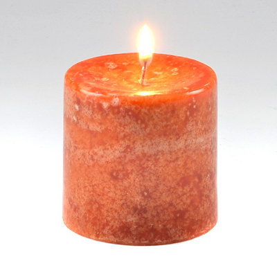 Brown Sugar Vanilla Pillar Candle