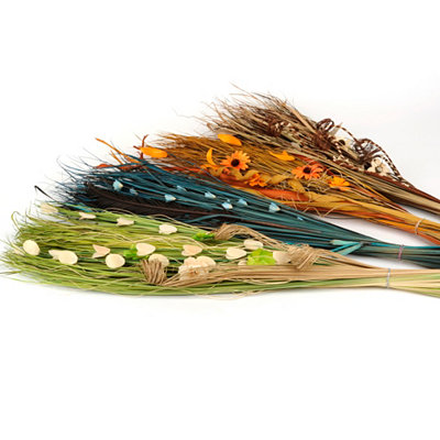 Dried Grass Bouquets