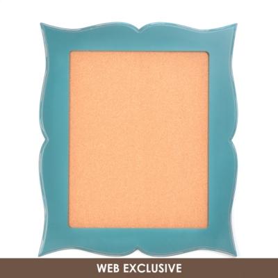 Turquoise Tristan Cork Board