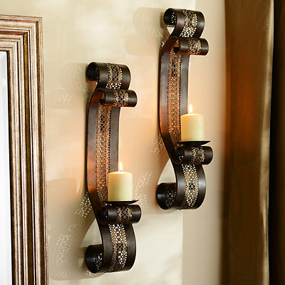 Wall Sconces At Kirklands : Candle Sconces - Sconce Lighting Kirklands