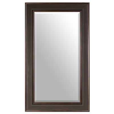 Dark Bronze Full Length Mirror, 34x58