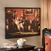 Classic Interlude Pre-Lit Canvas Art Print