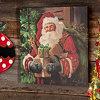 Holiday Cheer Canvas Art Print