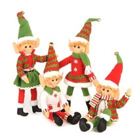 Tabletop Santa's Elf