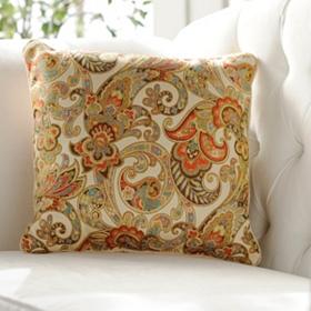 Grand Paisley Pillow