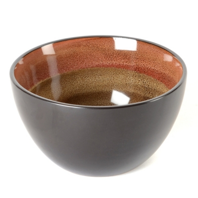 Rojas Red Ceramic Bowl
